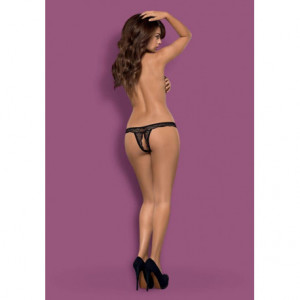Miamor crotchless thong S/M
