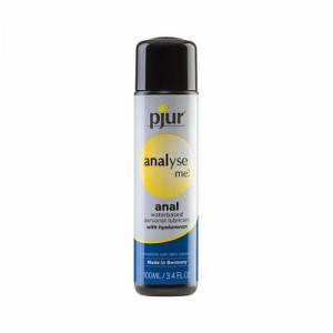 Pjur Analyse Me Water Based Condom Safe Comfort Anal 100ML